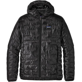 Patagonia Micro Puff Hoody Men Black